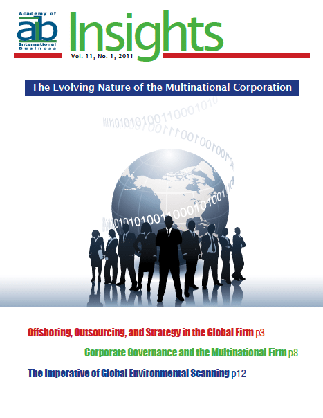 aib insights volume 11 issue 1 cover