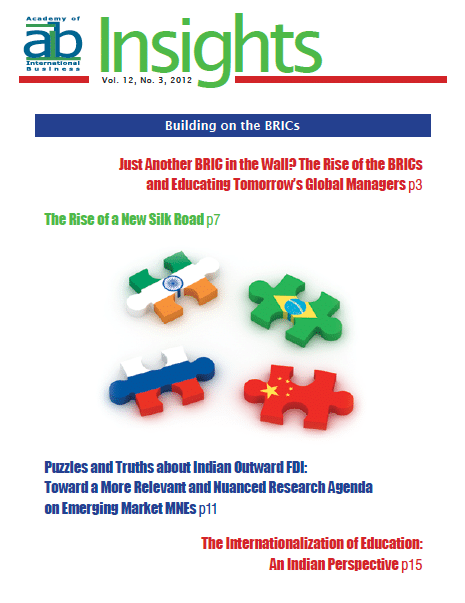 aib insights volume 12 issue 3 cover