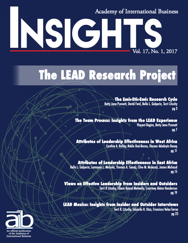 aib insights volume 17 issue 1 cover