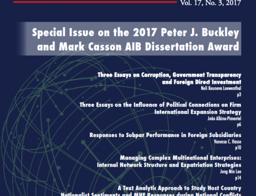 AIB Insights: Vol. 17, Issue 3