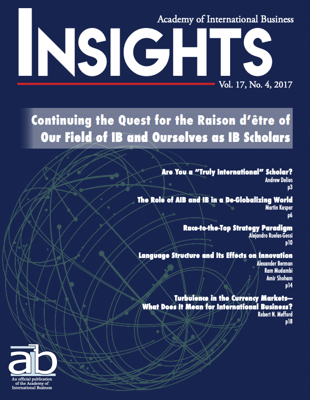 aib insights volume 17 issue 4 cover