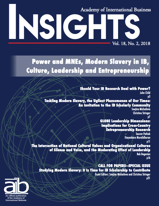 aib insights volume 18 issue 2 cover
