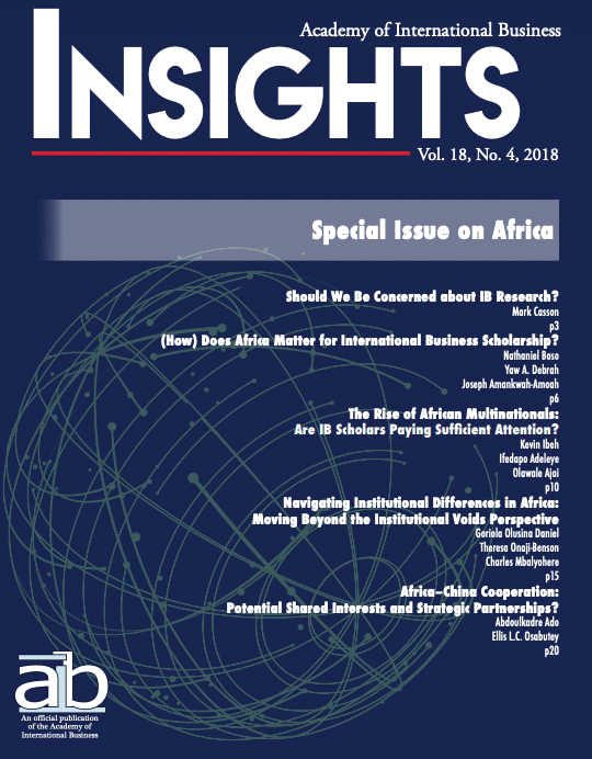 aib insights volume 18 issue 4 cover