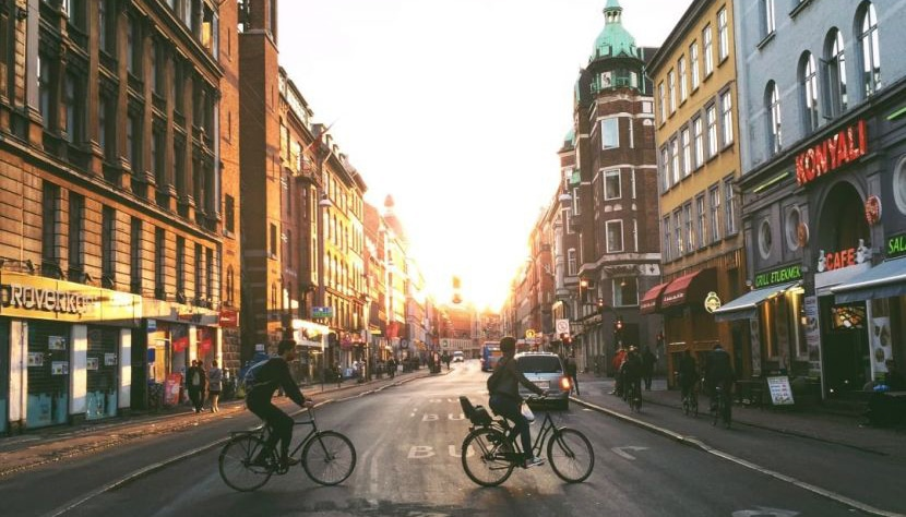 copenhagen's norrebro neighborhood