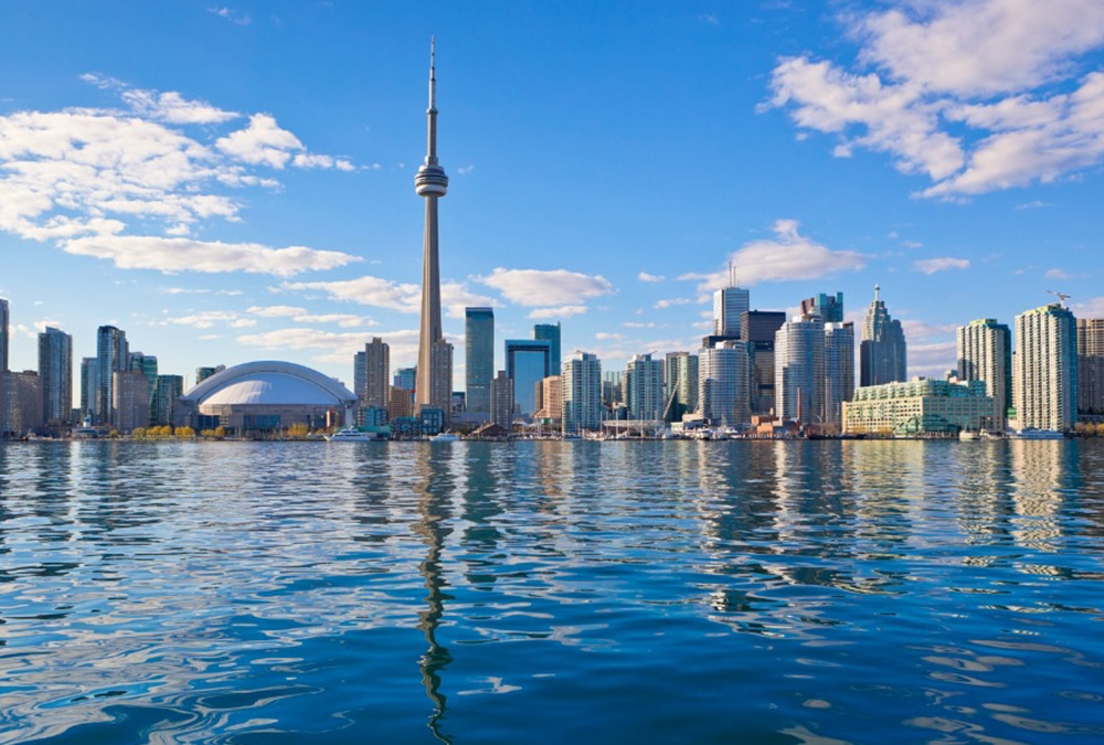 tonronto, host city for the AIB Canada Chapter Conference