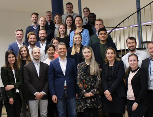 AIB Western Europe Holds Inaugural Doctoral Student Workshop