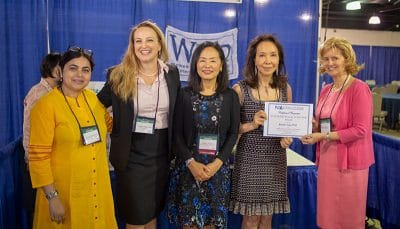 women in the academy of international business leadership team