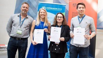 research methods award presentation at aib 2019