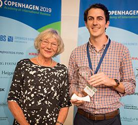 2019 rugman award presentation