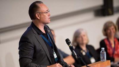 current aib executive director Tomas Hult