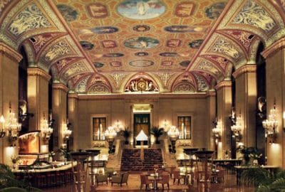 US-Midwest 2020 Chapter Conference Venue Lobby