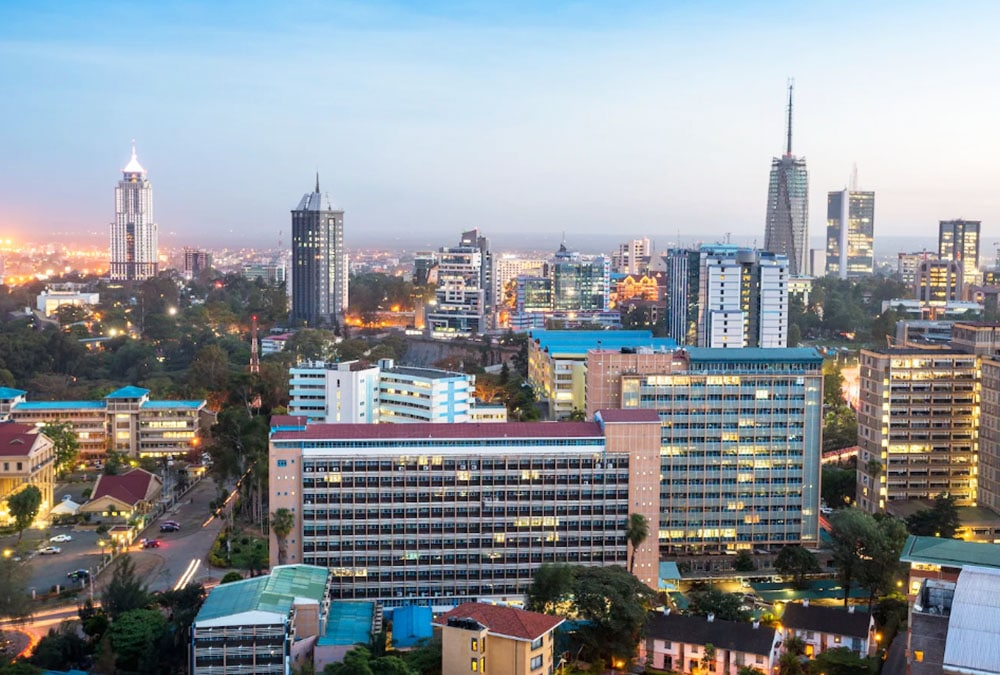 Nairobi, Kenya, host city of AIB Africa's 2020 Chapter Conference