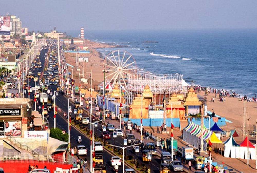 aib india 2020 chapter conference host city, Visakhapatnam