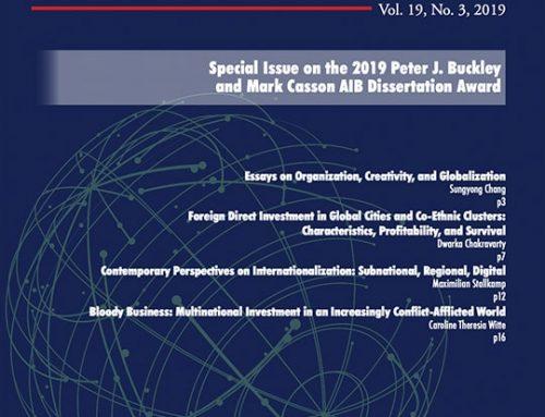 AIB Insights: Vol. 19, Issue 3