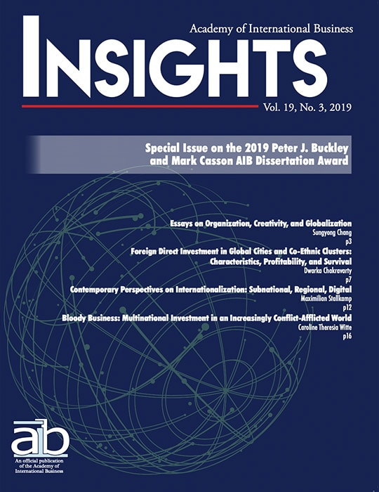 aib insights volume 19 issue 3 cover