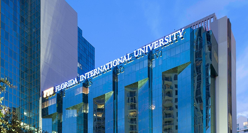 Florida International University's Brickell Campus