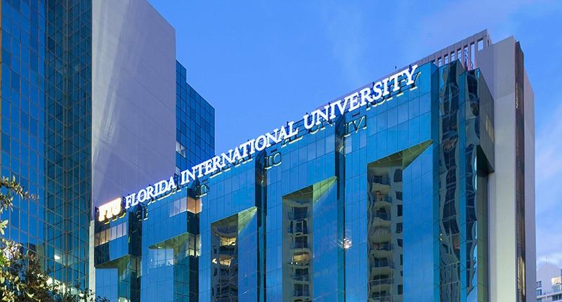 Florida International University's Brickell Campus