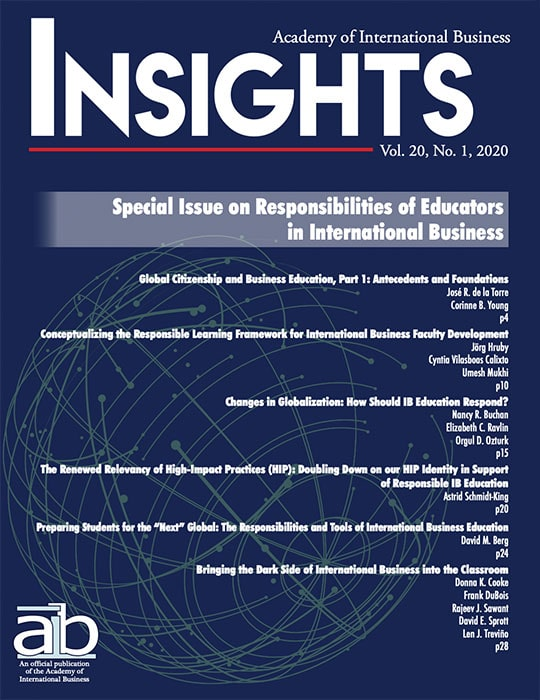 aib insights volume 20 issue 1 cover