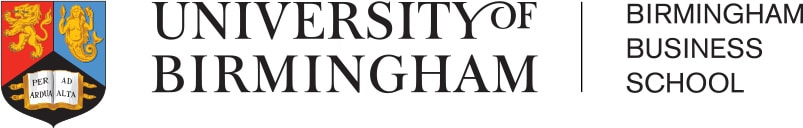 university of birmingham business school logo