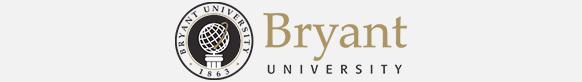 bryant university award sponsor logo