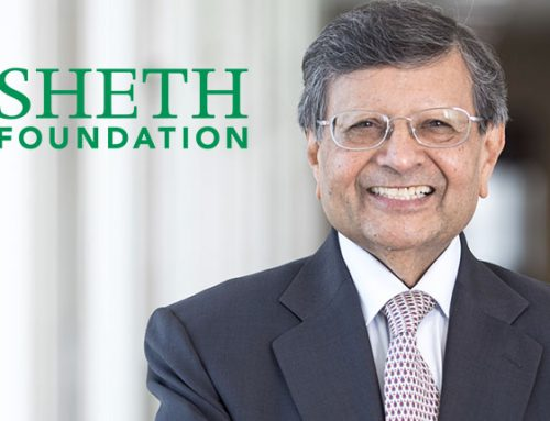 Sheth Foundation Funds AIB Professional Development, International Marketing Activities
