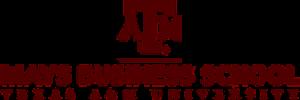 Texas A&M Business School Logo