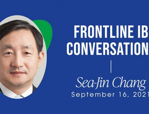 Frontline IB: Sea-Jin Chang