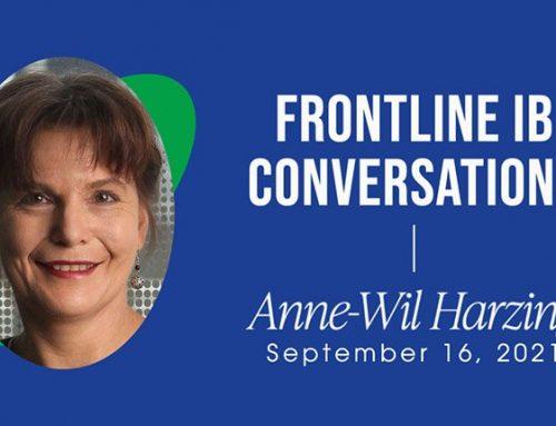 Frontline IB: Anne-Wil Harzing