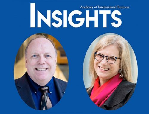 New Editorial Team Poised to Take the Helm of AIB Insights in 2022