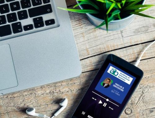 Frontline IB Conversations Now Available on Your Favorite Podcasting Service